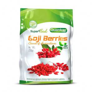 Quamtrax Nutrition Goji Berries Superfood Quamtrax 250g