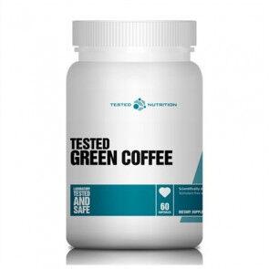 Tested Nutrition Capsules de Café Vert Tested Nutrition 60 capsules