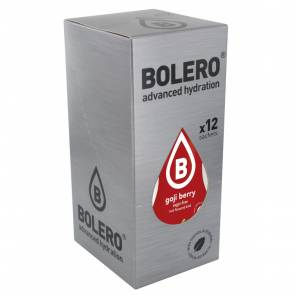 Bolero Pack 12 sachets Boissons Bolero Baies de Goji  - 10% de réduction supplémentaire lors du paiement