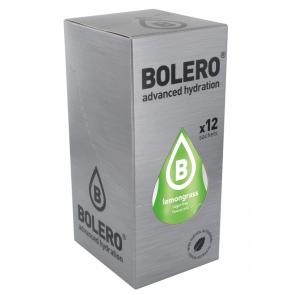 Bolero Pack 12 sachets Boissons Bolero Citronnelle - 10% de réduction supplémentaire lors du paiement