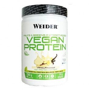 Weider Vegan Protein Sabor Vainilla Weider 750 g