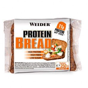 Weider Pain de Mie Protéiné avec Graines Low-Carb 250 g Weider