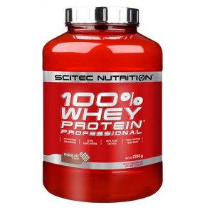 Scitec Nutrition 100% Whey Professional Scitec Nutrition Chocolat 2350 g