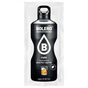 Bolero Boissons Bolero goût Rhum 9 g