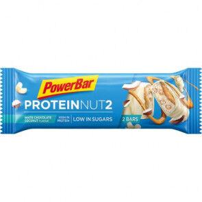 PowerBar Protein Nut2 Chocolat blanc à la noix de coco 45g