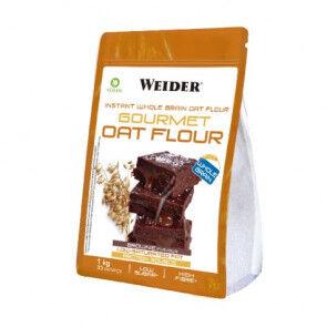 Weider Farine d'avoine Weider Gourmet Brownie 1Kg