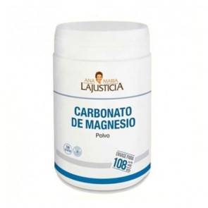 Ana María Lajusticia Carbonate de magnésium Ana María Lajusticia Poudre 130 g