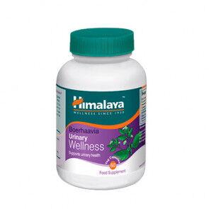 Himalaya Herbals Boerhaavia Himalaya bien-être urinaire 60 gélules