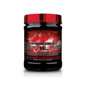 Scitec Nutrition Créatines Hot Blood 3.0 de Scitec Nutrition Jus d'Orange 820 g