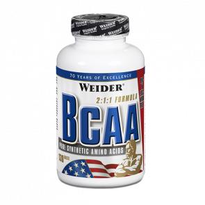 Weider BCAA 1000 mg 130 comprimés