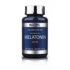 Scitec Nutrition Melatonine 0.95 Scitec Nutrition 90 comprimés