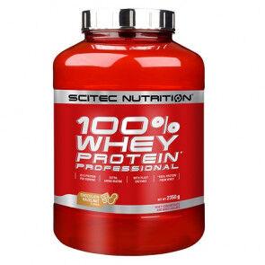 Scitec Nutrition 100% Whey Professional Scitec Nutrition Chocolat Noisettes 2350 g