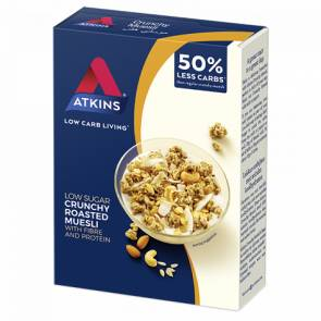 Atkins Céréales Croquantes au Muesli de Atkins 325 g