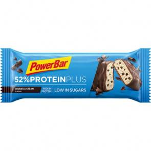 PowerBar Barre énergétique PowerBar Protein Plus 52% Biscuits à la crème 50g