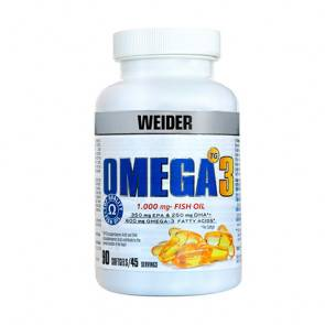 Weider Omega 3 Weider 90 Cápsulas