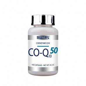 Scitec Nutrition Coenzyme Q10 50mg Scitec Essentials 100 gélules