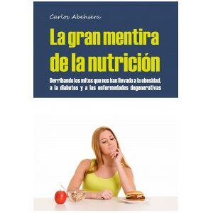 OutletSalud La Gran Mentira de la Nutrición - Publicité