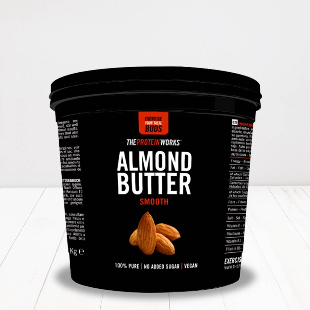 The Protein Works™ Beurre D'amande