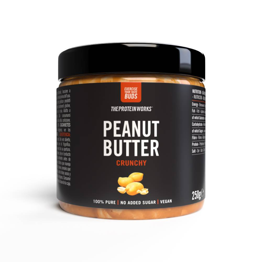 The Protein Works™ Beurre De Cacahuète