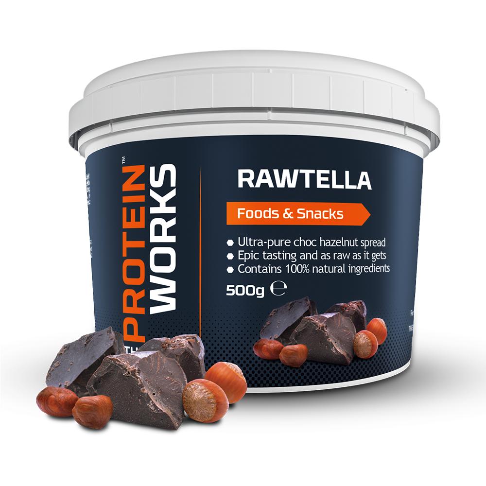 The Protein Works™ Rawtella