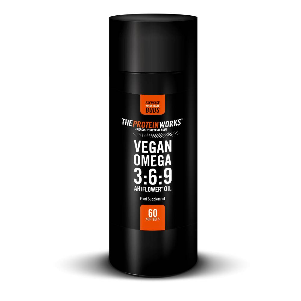 The Protein Works™ Omega Vegan 3:6:9 Ahiflower® Oil