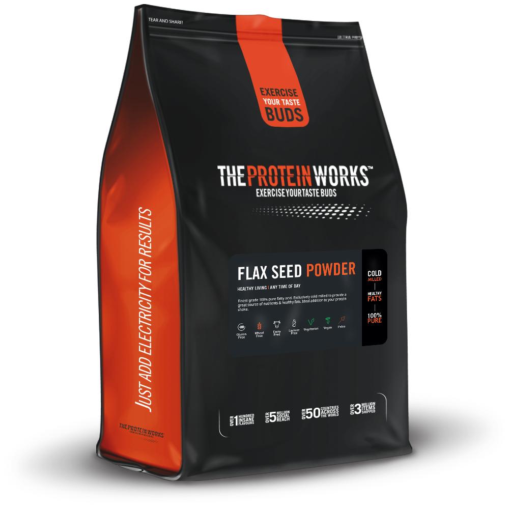 The Protein Works™ Graine De Lin En Poudre