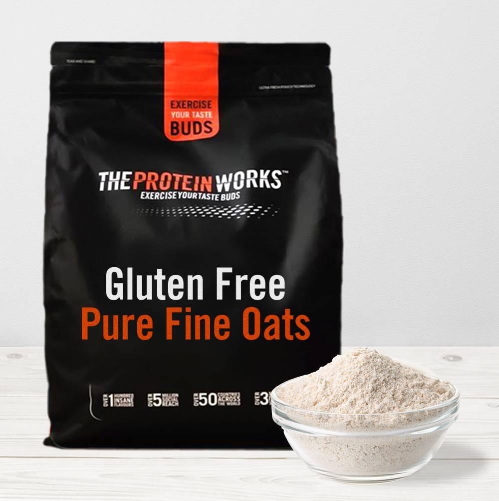 The Protein Works™ Avoine En Poudre Sans Gluten