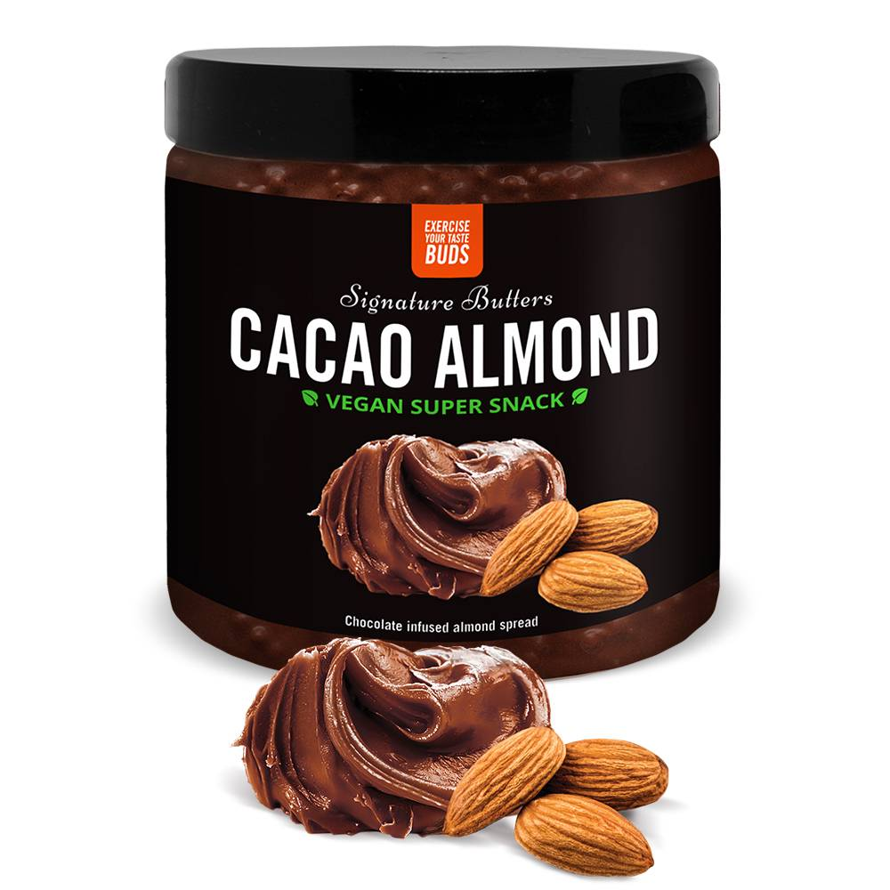 The Protein Works™ Beurre Amandes Cacao