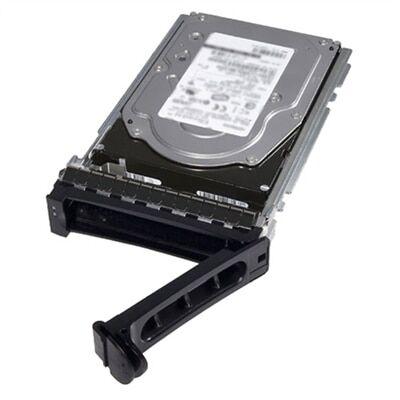 Dell 2To 7.2K tr/min SATA 6Gbit/s 512n 2.5pouces Enfichable à Chaud Disque 3.5pouces Support Hybride