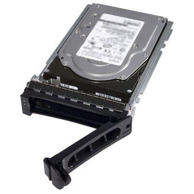 Dell 2To 7.2K tr/min SATA 6Gbit/s 512n 2.5pouces Enfichable à Chaud Disque dur