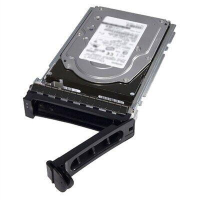 Dell 1.2To 10K tr/min SAS 12Gbit/s 512n 2.5pouces Enfichable à Chaud Disque 3.5pouces Support Hybride