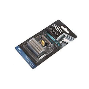 1001pièces Combi-Pack Flex Integral Contour 31S Silver BRAUN - 4210201072829 - Publicité