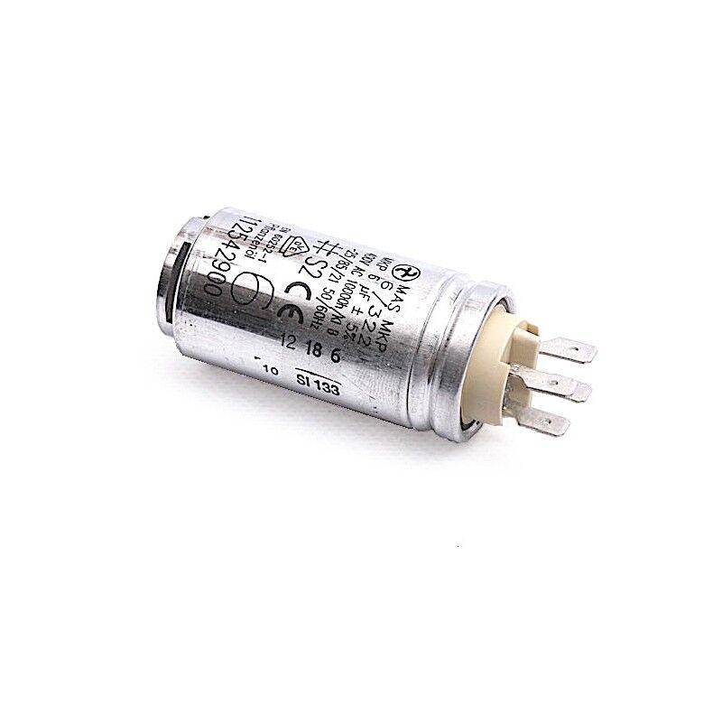 Electrolux Condensateur 6µF 450V pour sèche-linge AEG - 1125429009