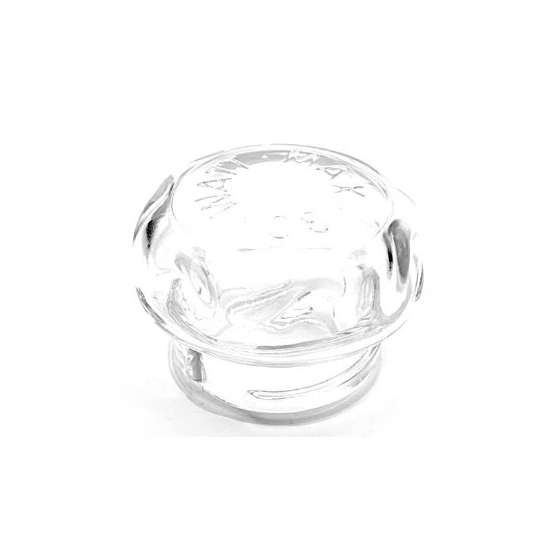 Whirlpool Verre pour lampe four vapeur Whirlpool - 481245028007