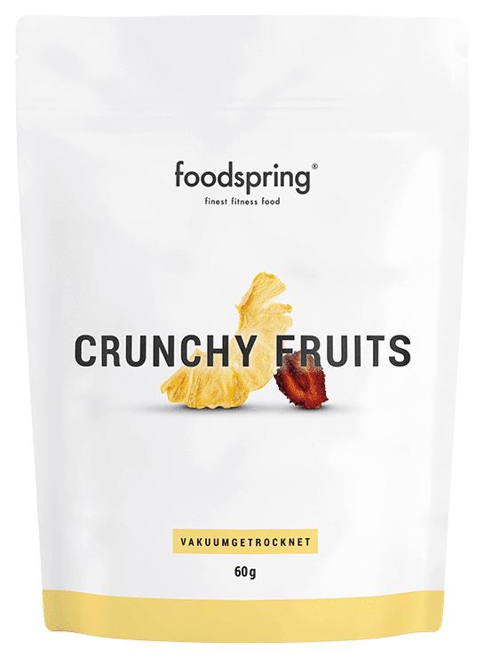 Crunchy Fruits Ananas-Fraise