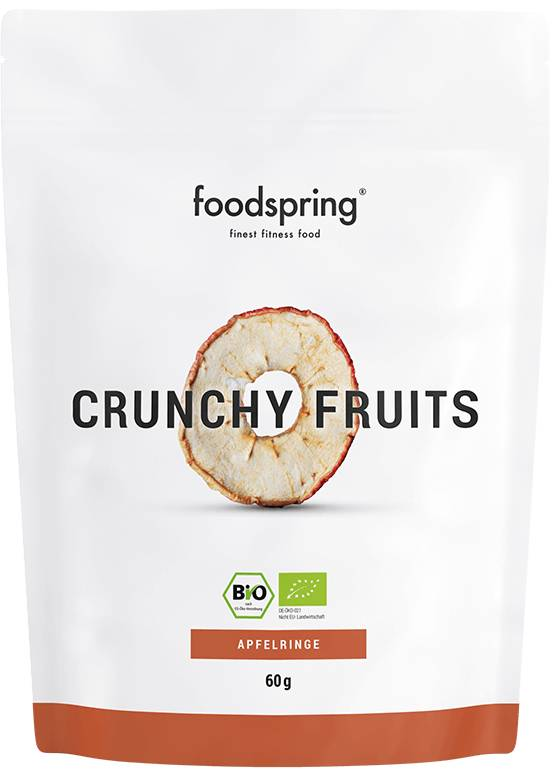 Crunchy Fruits Rondelles de pommes