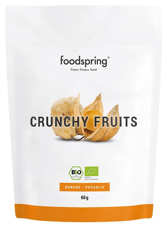Crunchy Fruits Banane-Physalis