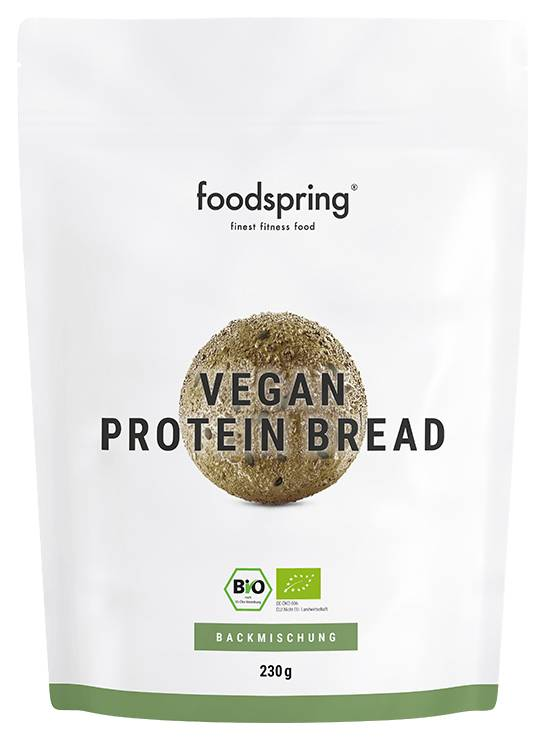Pain protéiné vegan