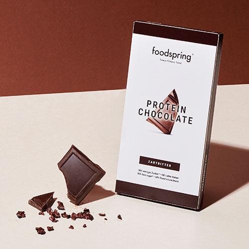Chocolat Protéiné Chocolat Noir