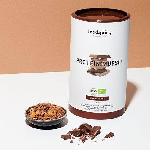 Muesli Protéiné au Chocolat