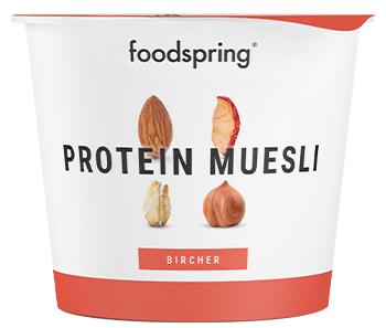 Protein Müsli Bircher To Go