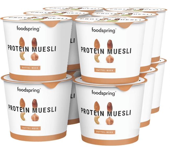 Muesli protéiné pack de 12