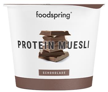 Muesli Protéiné au Chocolat To Go