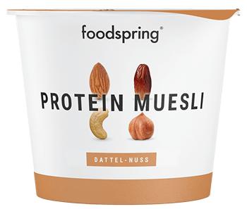 Muesli protéiné aux dattes et 3 noix à emporter