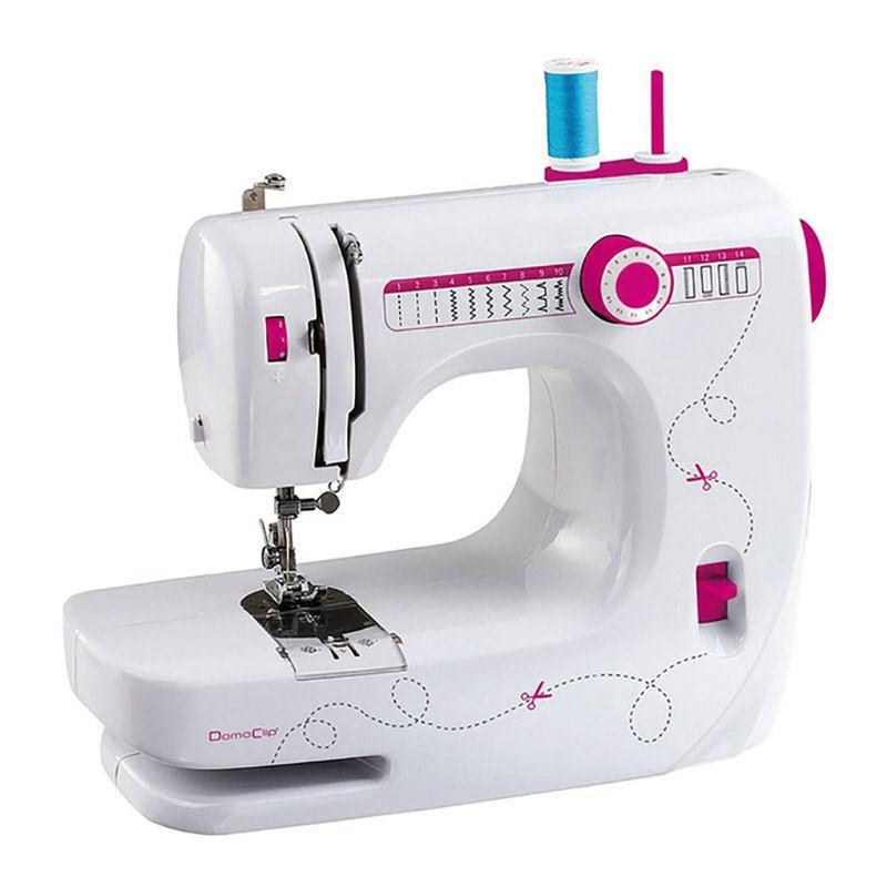 LIVOO Machine à coudre DOMOCLIP DOM343