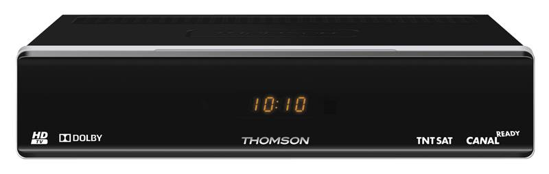 THOMSON Décodeur TNT SATELLITE THOMSON THS804