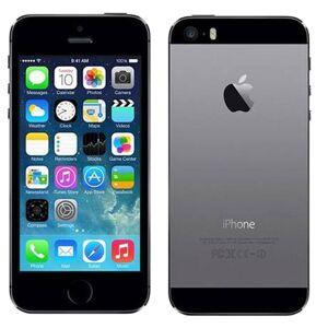 APPLE iPhone 5S 16 GO Sideral Grey reconditionné grade A+ - Publicité