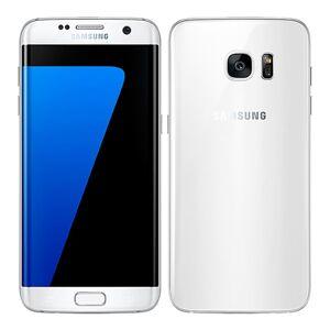 SAMSUNG Smartphone SAMSUNG GALAXY S7 32 Go blanc reconditionné grade A+ - Publicité