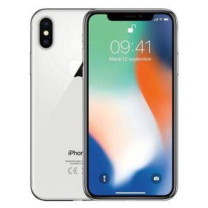 APPLE IPHONE X 64 GO SILVER RECONDITIONNE GRADE A+ - Publicité