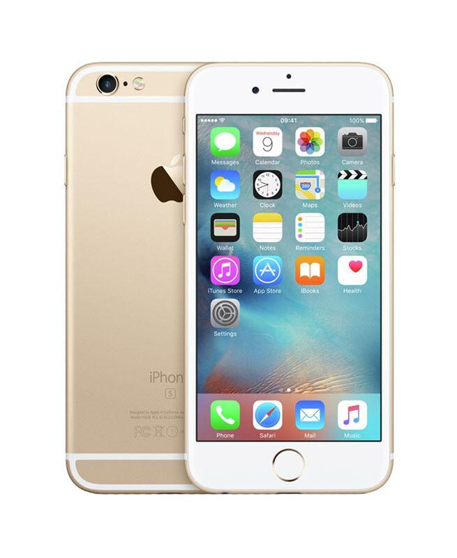 APPLE iPhone 6s+ 64 Go Gold reconditionné GRADE A+